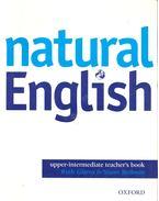 Upper-Intermediate Teacher's Book