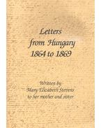 Letters from Hungary 1864-1869