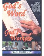 God's Word for God's Workers