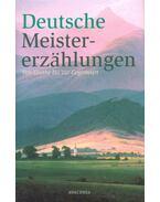 Deutsche Meistererzählungen von Goethe bis zur Gegenwart