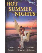 Hot Summer Nights: Tessa's Child; The Homecoming; Destiny's Woman