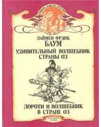 Удивительный водшебник страни оз – Дороти и волшебник в стране оз