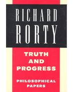 Truth and Progress – Philosophical Papers, Vol. 3.