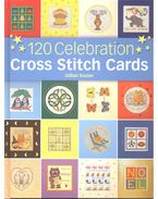 Cross Stitch Cards – 120 Celebration