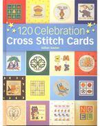 Cross Stitch Cards – 120 Celebration