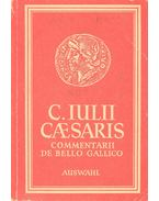 C. IULII CAESARIS – Commentarii de bello Gallico