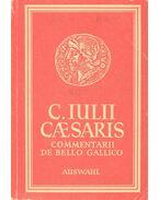 C. IULII CAESARIS – Commentarii de bello Gallico