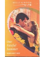 One Fateful Summer