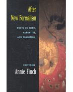 After New Formalism – Poets on Form, Narrative, and Tradition