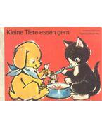 Kleine Tiere essen gern