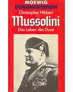 Mussolini - Das leben des Duce