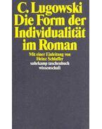 Die Form der Individualität im Roman