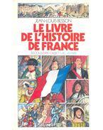 Le livre de l'histoire de France