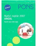 Nyelvi naptár 2007
