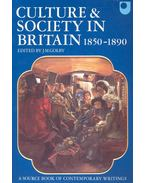 Culture & Society in Britain 1850-1890