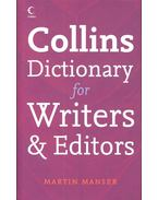 Collins Dictionary for Writers & Editors