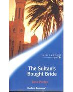 The Sultan's Bought Bride