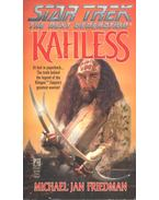 Kahless - Friedman, Michael Jan