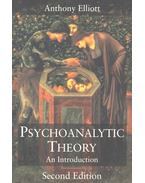 Psychoanalytic Theory – An Introduction