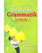 Deutsche Grammatik kompakt – Grammatik, Rechtschreibung, Zeichensetzung