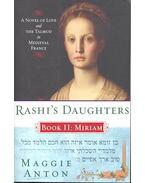 Rashi's Daughters – Book 2: Miriam