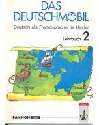 Das Deutschmobil 2, Lehrbuch + Arbeitsbuch
