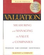 Valuation – Measuring and Managing the Value of Companies