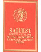 Bellum Catilinae, Bellum Iugurthinum, Epistulae ad Caesarem Senem