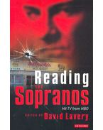 Reading the Sopranos – Hit TV from HBO