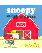 Snoopy sabe tudo sobre quintas