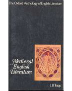 The Oxford Anthology of English Literature – Medieval English Literature