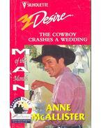 The Cowboy Crashes a Wedding