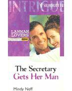 The Secretary Gets Her Man