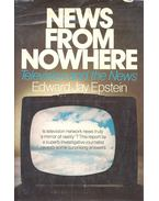 News From Nowhere – Television and the News