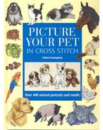 Picture Your Pet in Cross Stitch