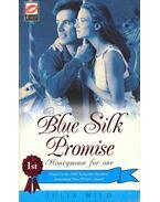 Blue Silk Promise -Honeymoon for One