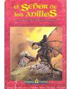 El senor de los anillos – Juego de aventuras basico ( Lord of the Rings, Adventure Game)