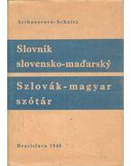 Szlovák – Magyar szótár I. rész