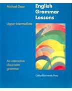 English Grammar Lessons Upper-Intermediate – An interactive classroom grammar
