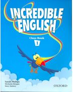 Incredible English – Class Book 1.