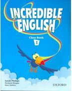 Incredible English – Class Book 1.