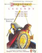 Dragonlance Legends – Time of the Twins – War of the Twins – Test of the Twins