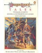 Dragonlance Tales – The Magic of Krynn – Kender, Gully Dwarves and Gnomes – Love and War