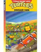 Teenage Mutant Hero Turtles - Dinosaur Farm
