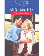 Her Guilty Secret - Mather, Anne
