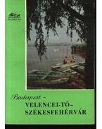 Budapest - Velencei-tó - Székesfehérvár - Huba László