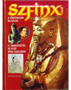 Szfinx 3 - Huf, Hans-Christian