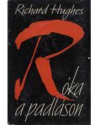 Róka a padláson - Hughes, Richard