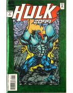 Hulk 2099 Vol. 1. No. 1