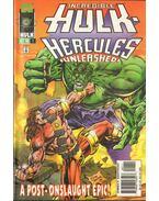 Incredible Hulk: Hercules Unleashed Vol. 1. No. 1